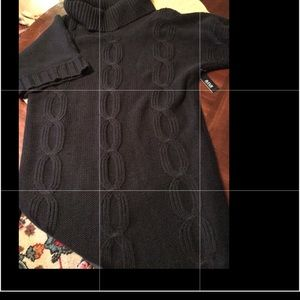 Women's sweater dress new with tags Sz med